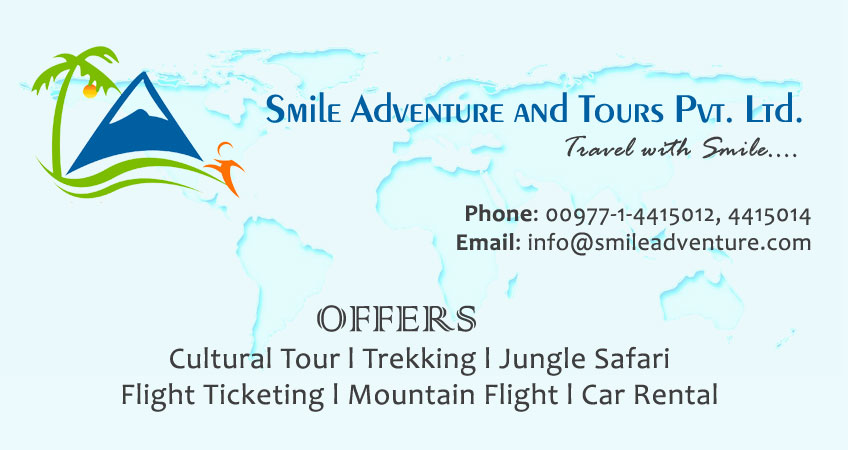 About Us - About Smile Adventure and Tours