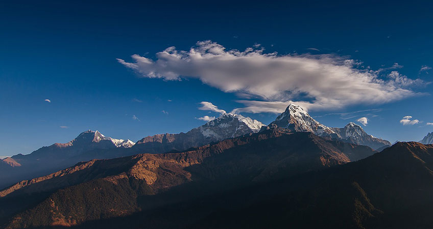 Annapurna Comfort and Short Trek