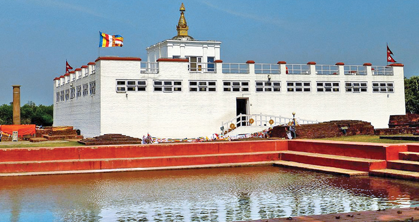 Bhairahawa Airport to Lumbini Car Hire