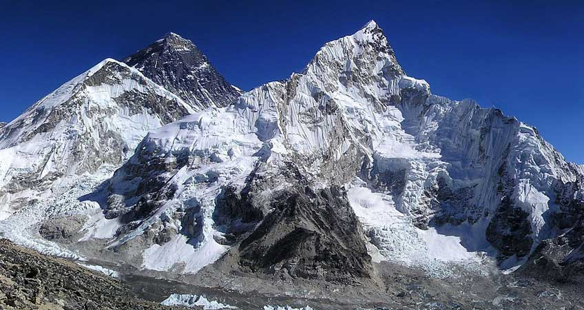 Everest Base Camp Trek, Trek to Everest Base Camp
