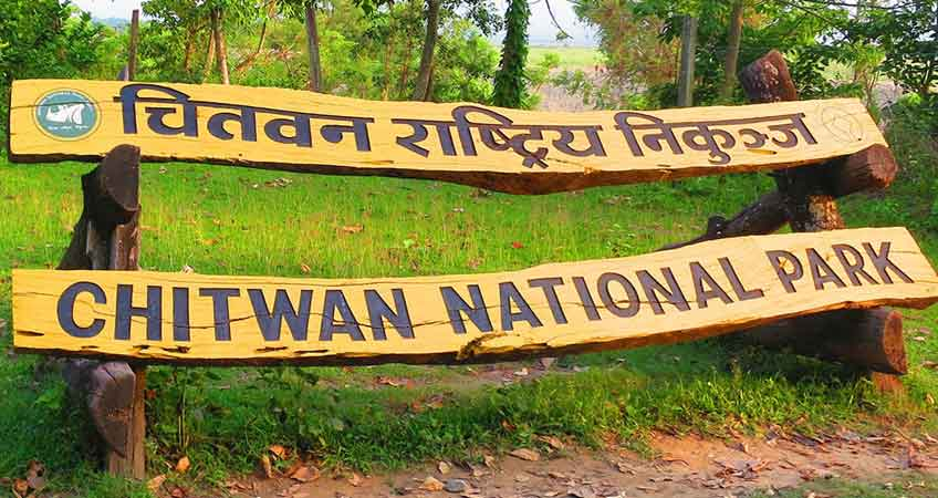 How to travel from Kathmandu to Chitwan National Park
