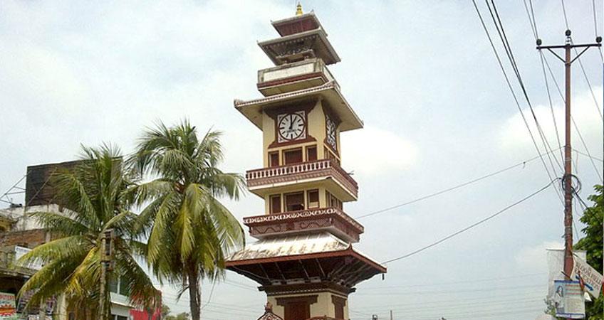 Kathmandu to Simara Flight