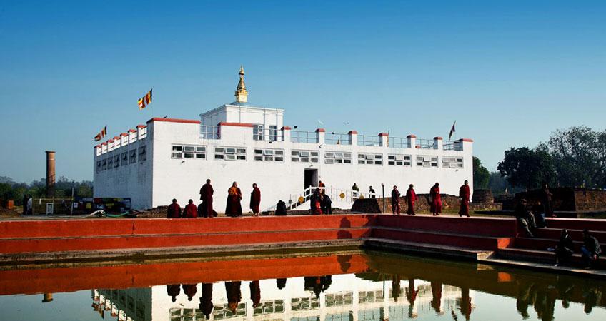 Lumbini Tour Nepal, Nepal Lumbini Tour