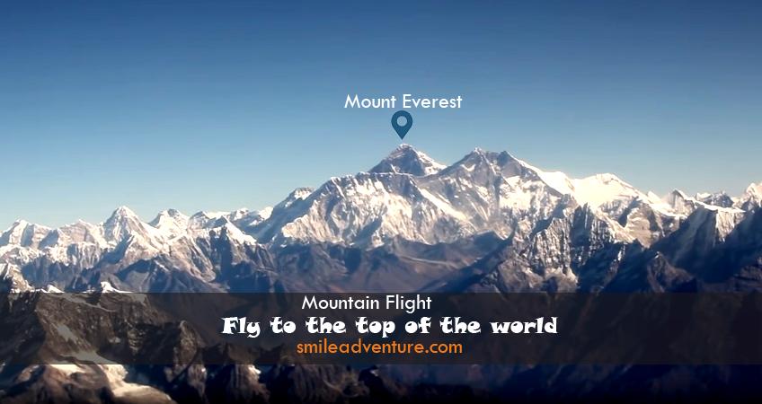 Mountain Flight Kathmandu, Nepal, Mount Everest Flight Tour Kathmandu
