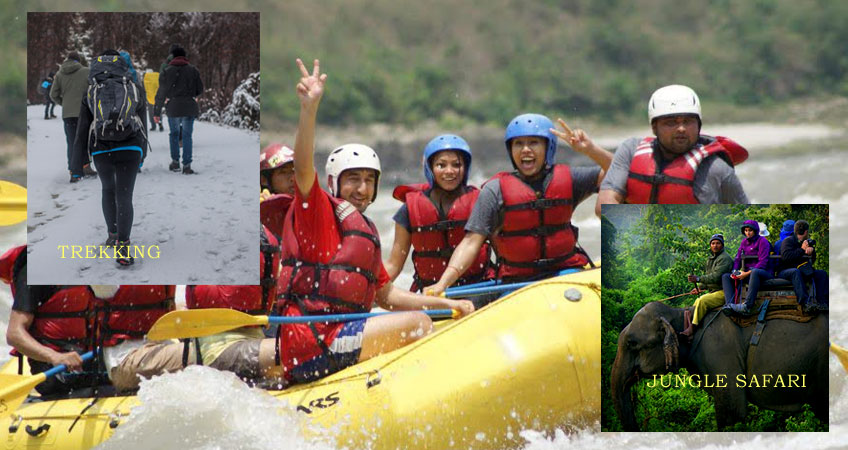 Nepal All Adventure Holiday Package