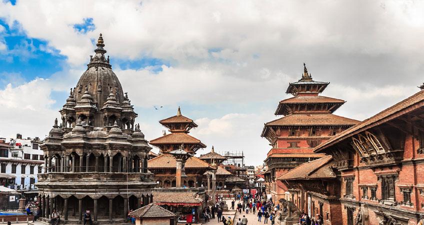 Nepal landmark Tour