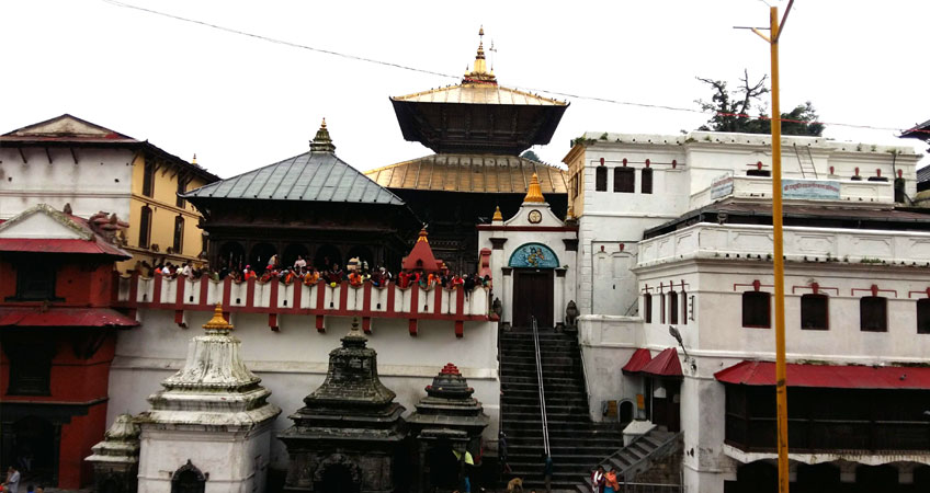 Nepal Temple Tour
